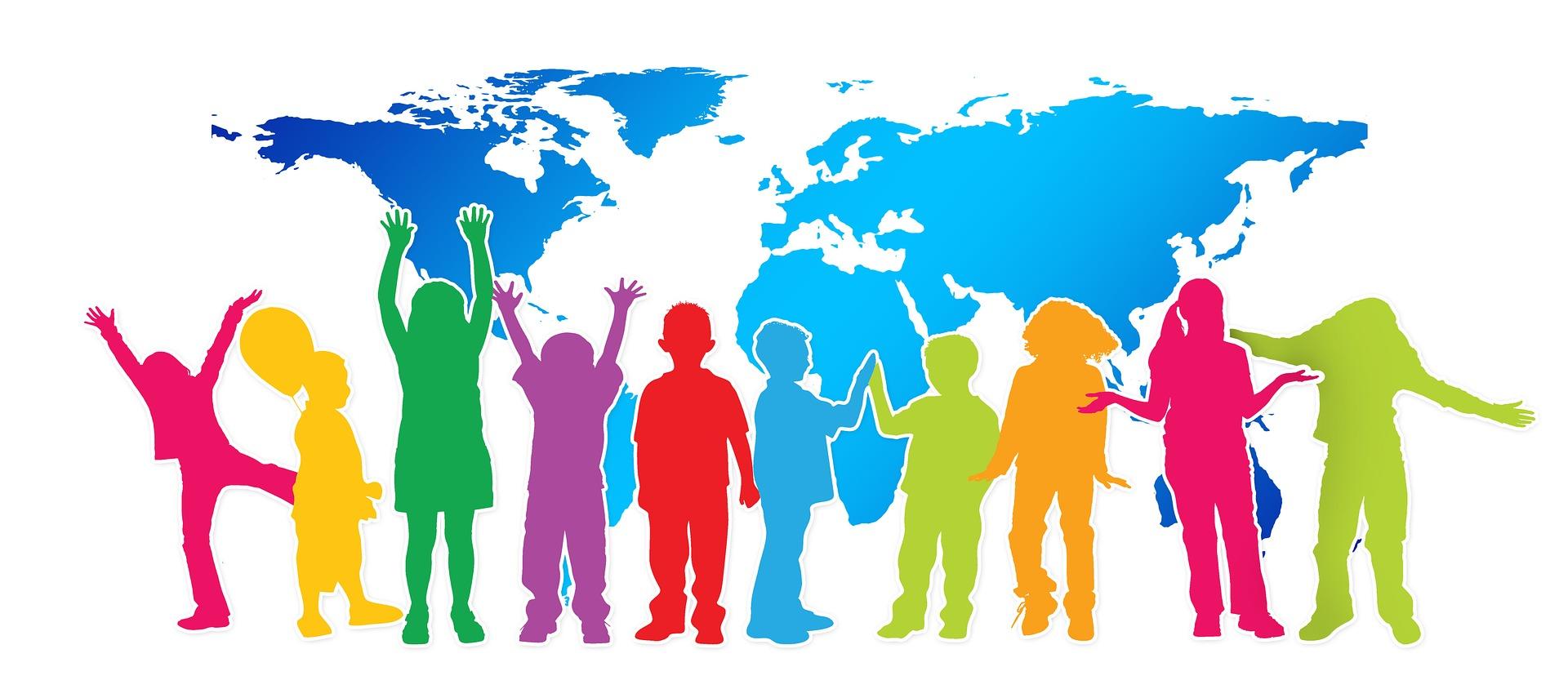 Les Enfants solidaires…