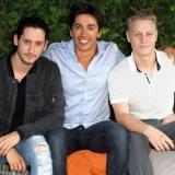 Lou-Pascal Tremblay, Yan England et Antoine-Olivier Pilon